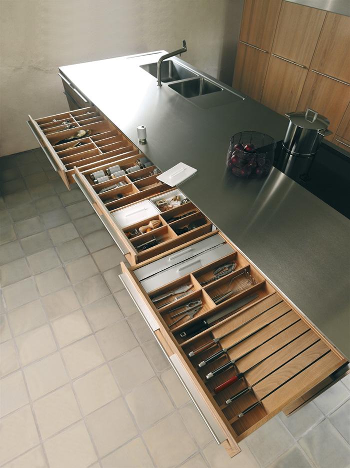 Bulthaup B3 Interior Fitting System Wins 2013 Design Award
