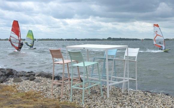 2015 Max & Luuk Grace bar chair and bar table (2)